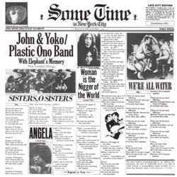 Descargar John Lennon Sometime In New York City 1972 MEGA