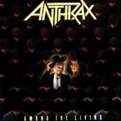 Descargar Anthrax Among the living 1987 MEGA