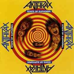 Descargar Anthrax State of euphoria 1988 MEGA