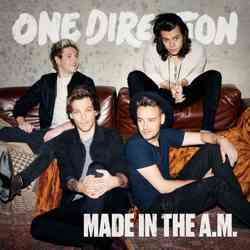 Descargar One Direction Made in the AM 2015 MEGA