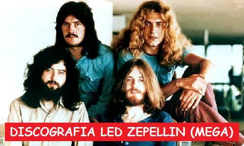 Discografia Led Zeppelin Albums MEGA 320 Kbps