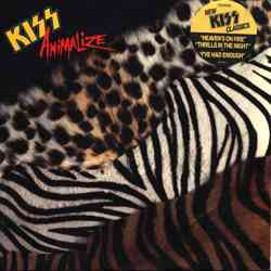 Descargar Kiss Animalize 1984 MEGA