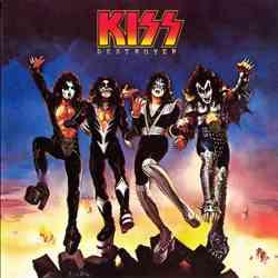 Descargar Kiss Destroyer 1976 MEGA