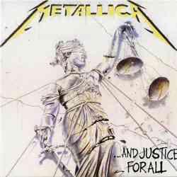Descargar Metallica And Justice for All 1988 MEGA