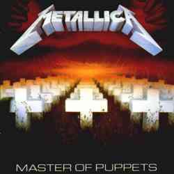 Descargar Metallica Master of Puppets 1986 MEGA
