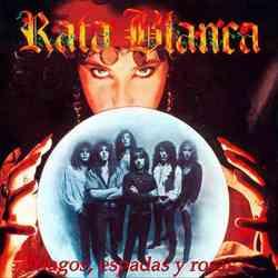 Descargar Rata blanca Magos, espadas y rosas 1990 MEGA
