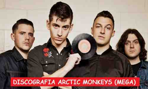 Descargar Discografia Arctic Monkeys Mega