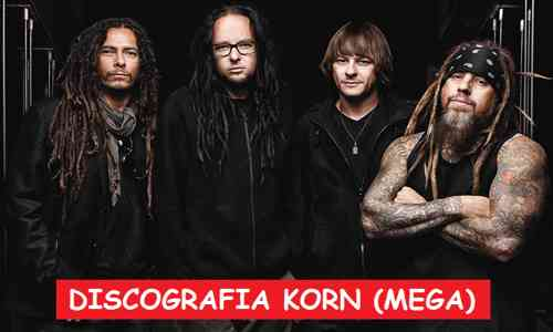 Discografia Korn Mega Completa 1 Link