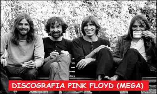 Descargar Discografia Pink Floyd Mega