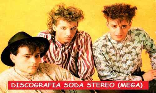 Descargar Discografia Soda Stereo Mega