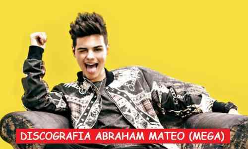 Descargar Discografia Abraham Mateo Mega