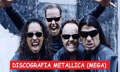 Descargar Discografia Metallica Mega 320 Kbps