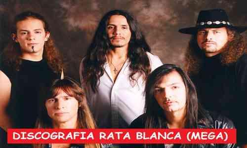 Discografia Rata Blanca Mega Completa 320 Kbps