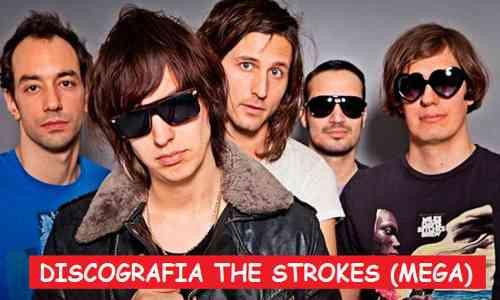 Discografia The Strokes Albums Mega