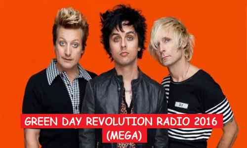 Descargar Revolution Radio Green Day Mega 2016