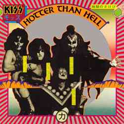 Descargar Kiss Hotter than hell 1974 MEGA