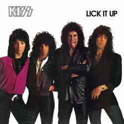Descargar Kiss Lick it up 1983 MEGA