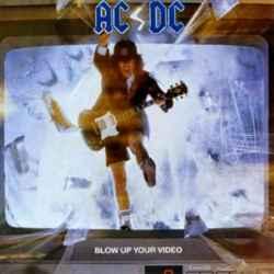Descargar AC DC Blow Up Your Video 1988 MEGA