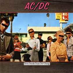 Descargar AC DC Dirty Deeds Done Dirt Cheap 1976 MEGA
