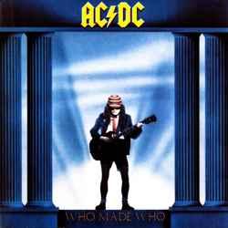Descargar AC DC Who Made Who 1986 MEGA