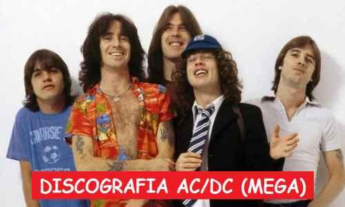 Descargar Discografia Ac Dc Mega