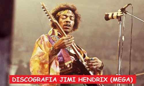Descargar Discografia Jimi Hendrix Mega