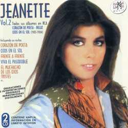 Descargar Jeanette Grabaciones RCA 1981 - 1984 MEGA