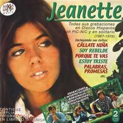 Descargar Jeanette Grabaciones Hispavox 1967 - 1976 MEGA