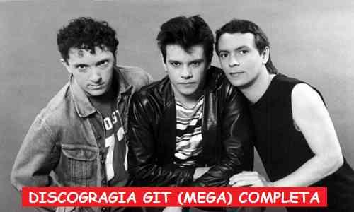 Discografia Git Mega Completa