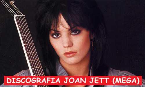 Discografia Joan Jett And The Blackhearts Mega Completa 320 Kbps