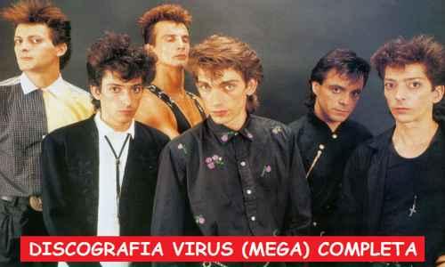 Discografia Virus Mega Completa 320 Kbps