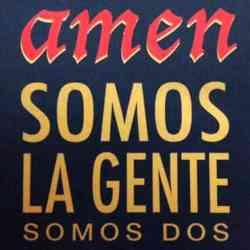 Descargar Amen Somos La Gente 2015