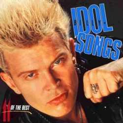 Descargar Billy Idol Idol Songs - 11 Of The Best 1988 MEGA