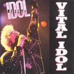Descargar Billy Idol Vital Idol 1987 MEGA