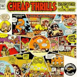 Descargar Janis Joplin Cheap Thrills 1968 MEGA