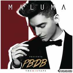 Descargar Maluma PBDB The Mixtape 2015 MEGA