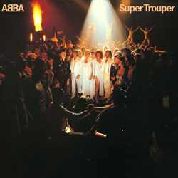 Descargar ABBA Super Trouper 1980 MEGA