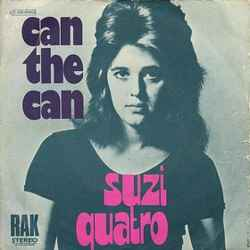 Descargar Suzi Quatro Can The Can 1973 MEGA