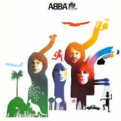 Descargar ABBA The Album 1977 MEGA