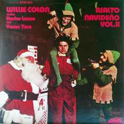 Descargar Willie Colon Asalto Navideño Vol 2 1973 MEGA