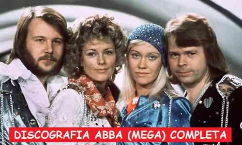 Discografia ABBA Mega Completa 320 Kbps