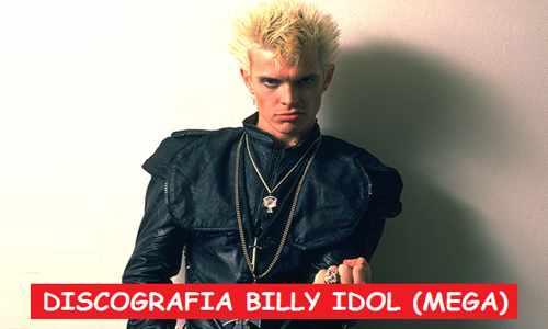Discografia Billy Idol Mega Completa 320 Kbps