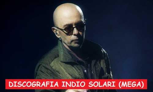 Discografia Indio Solari Mega Completa 320 Kbps