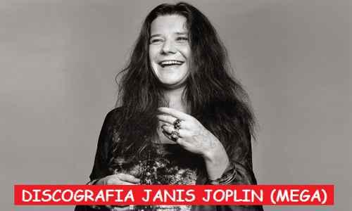 Discografia Janis Joplin Mega Completa