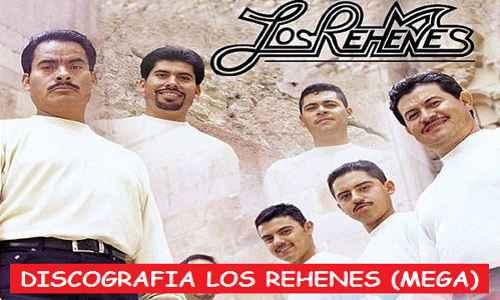 Discografia Los Rehenes Mega Completa Exitos