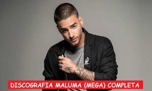 Discografia Maluma Mega Completa 320 Kbps