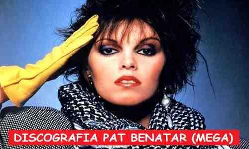 Discografia Pat Benatar Mega Completa 320 Kbps