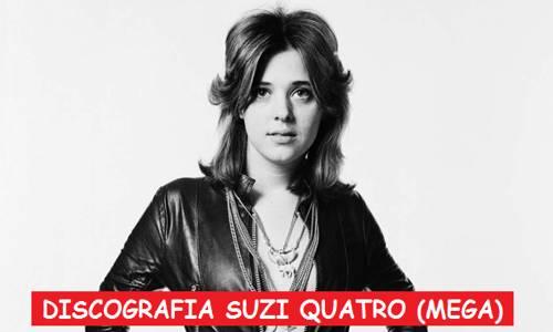 Discografia Suzi Quatro Mega Completa 320 Kbps