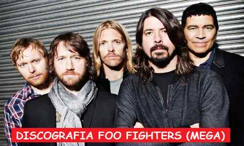 Descargar Discografia Foo Fighters Mega Completa 320 Kbps