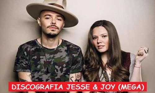 Discografia Jesse y Joy Mega Completa 320 Kbps 1 Link